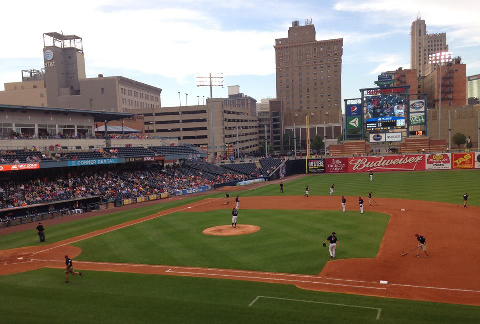 Mud Hens Stadium