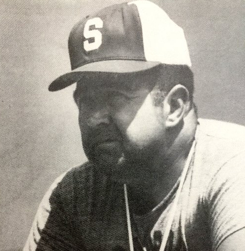 Coach David Hurst